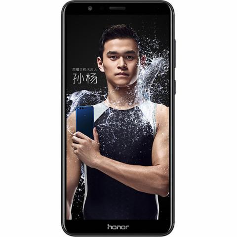 Honor 7x 4GB-64GB black EU