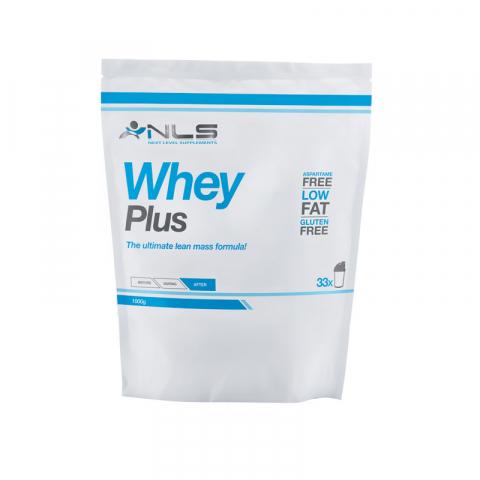Whey Plus 1000g Bag Chocolate