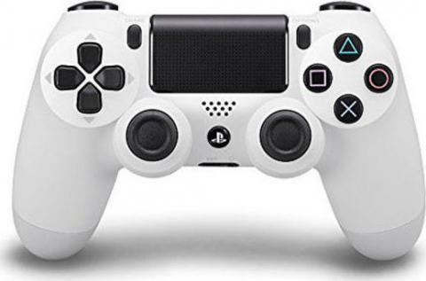 Sony DualShock 4 Controller Glacier White (New)